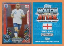 England Wayne Rooney Manchester United Star Player